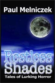 Cover of: Restless Shades