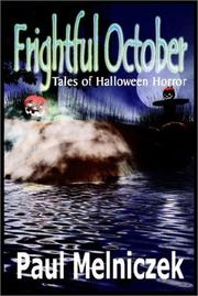 Cover of: Frightful October