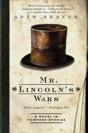 Cover of: Mr. Lincoln