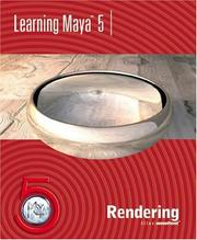 Cover of: Learning Maya 5 | Alias Wavefront