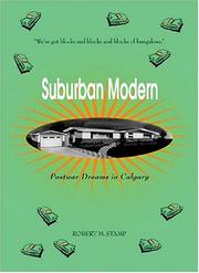 Cover of: Suburban modern