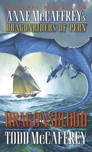 Cover of: Dragonsblood (Pern)