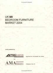 Cover of: Uk Bedroom Furniture Market 2004 | Ama
