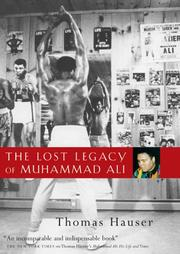 Cover of: The Lost Legacy of Muhammad Ali