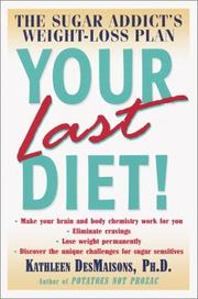 Cover of: Your Last Diet!