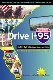 Cover of: Drive I-95 | Stan Posner