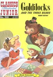 Cover of: Goldilocks And The Three Bears | Robert Southey
