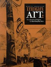 Cover of: North American Indian art
