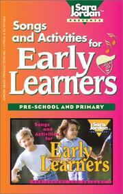 Cover of: Songs and Activities for Early Learners (Language Arts)