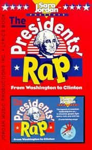 Cover of: The Presidents' Rap