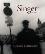 Cover of: Singer: an elegy