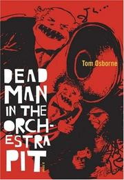 Cover of: Dead Man in the Orchestra Pit | Tom Osborne