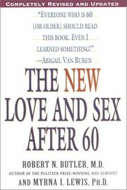 Cover of: The new love and sex after 60