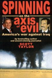 Cover of: Spinning on the axis of evil
