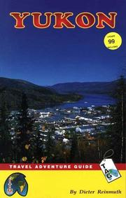 Cover of: Yukon- Travel Adventure Guide (ITMB Travel Adventure Guides)
