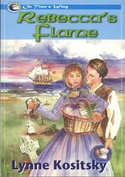 Cover of: Rebecca's flame
