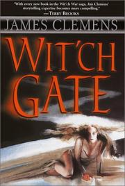Cover of: Wit'ch gate