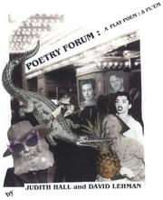 Cover of: Poetry Forum