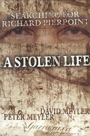 Cover of: A stolen life