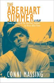 Cover of: The Aberhart summer