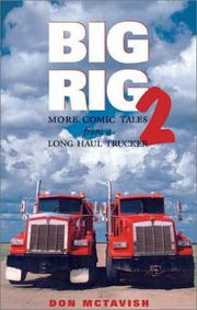 Cover of: Big Rig 2 | Don McTavish
