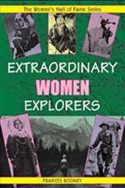 Cover of: Extraordinary Women Explorers (The Women's Hall of Fame Series)