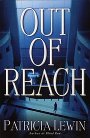 Cover of: Out of reach | Patricia Lewin