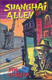 Cover of: Shanghai Alley