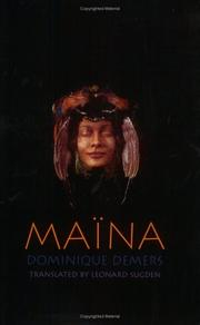 Cover of: Maïna