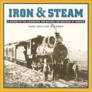 Cover of: Iron & steam | Dana Ashdown