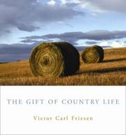 Cover of: The Gift of Country Life