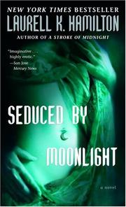 Cover of: SEDUCED BY MOONLIGHT (MEREDITH GENTRY, NO 3)