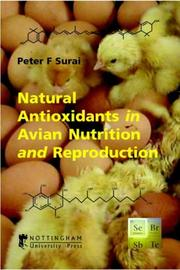 Cover of: Nutritional Antioxidants in Avian Nutrition and Reproduction | Peter Surai