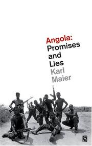 Cover of: Angola