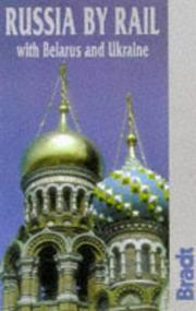 Cover of: Russia by Rail (Rail Guides)