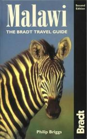 Cover of: The Bradt travel guide