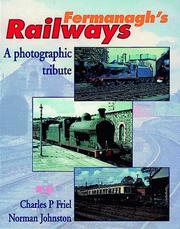 Fermanagh's railways by Charles P. Friel