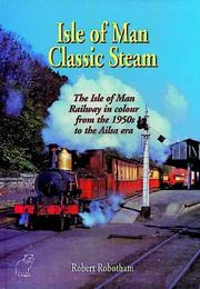 Cover of: Isle of Man Classic Steam