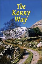 Cover of: The Kerry Way (Map)