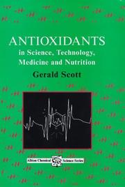 Cover of: Antioxidants in science, technology, medicine, and nutrition