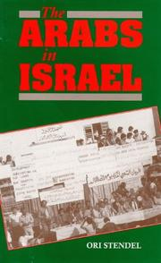 Cover of: The Arabs in Israel