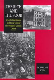 Cover of: The Rich and the Poor