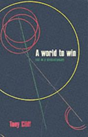 Cover of: A world to win