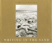 Cover of: Writing in the Sand