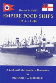 Cover of: Harland & Wolff's Empire Food Ships 1934-1948