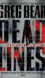 Cover of: Dead Lines | Greg Bear