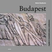 Cover of: Budapest (Batsford Architecture)