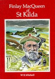 Cover of: Finlay MacQueen of St. Kilda | Mitchell, W. R.