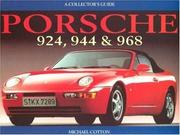 Cover of: Porsche 924, 944 and 968