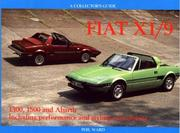 Cover of: Fiat X1/9 | Phil Ward